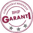 Garanterat resultat PMP Garanti