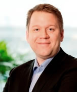 Gottfrid Seidevall, Försäljningschef - Bravida Säkerhet